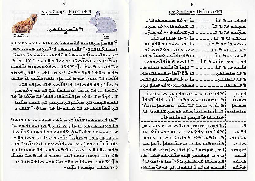 N U2019ko  U2013 Atlas Of Endangered Alphabets